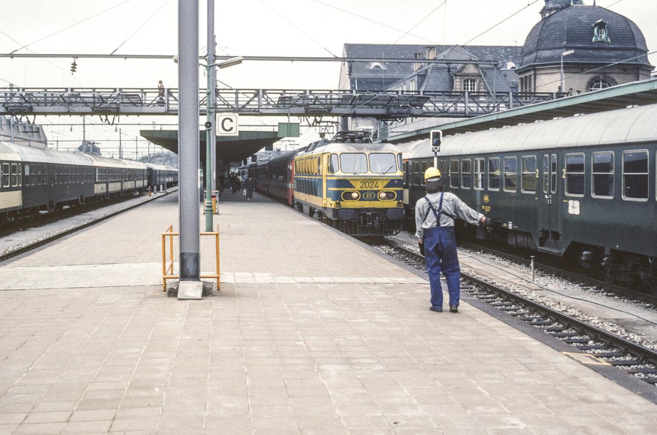 Luxemburg 7 juni 1988