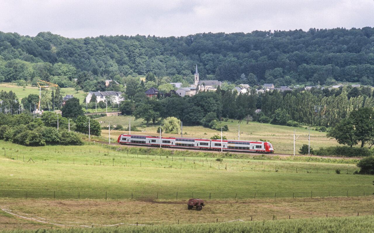 Belval-Rédange 25 juni 2012