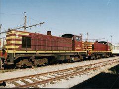 De CFL 902 en 903 in Hollerich.