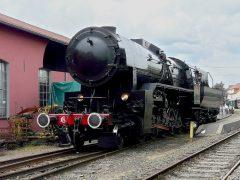 Op Pinksterzondag bracht CFL 5519 een bezoek aan Losheim am See.